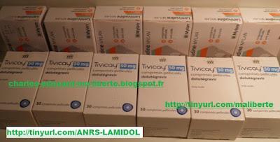 LAMIDOL Dolutegravir Tivicay Lamivudine emtricitabine Truvada Yazdan Yazdanpanah