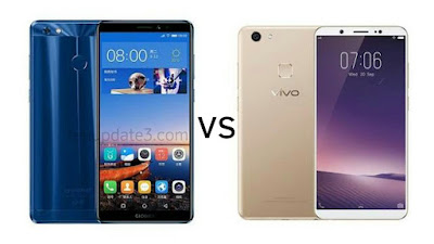 Gionee M7 Power vs Vivo V7+