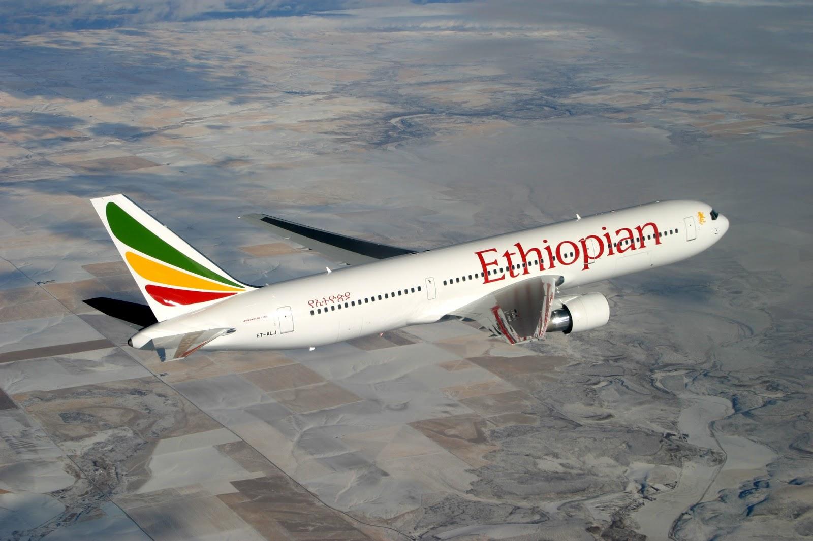 Impact of passenger services in ethiopian