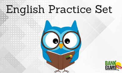 English Practice Set Part- 1
