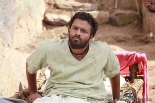 jayasurya during the shot