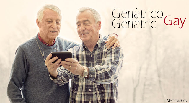 Geriatric Gay Geriátricos. Older adults LGTBI Adultos mayores