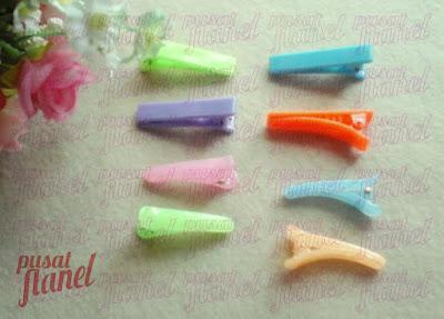 Jepit Buaya Plastik