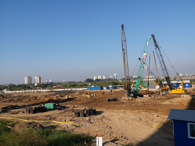 Tiến độ 29/11 dự án chung cư UDIC Westlake Võ Chí Công