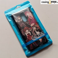 custom case Anime Xiaomi Redmi Note