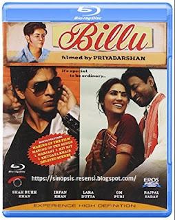 Sinopsis Film Shahrukh Khan terbaru Billu Barber, Film India terbaru, Shahrukh Khan