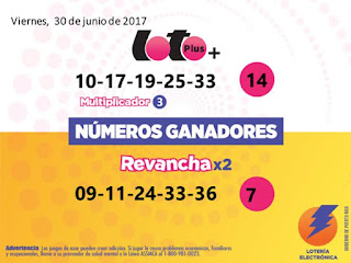 loto-plus-doble-revancha-viernes-30-junio-2017-loteria-electronica-pr