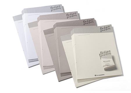 Art Classics. Papeles exclusivos Gmund para clientes de Onlineprinters