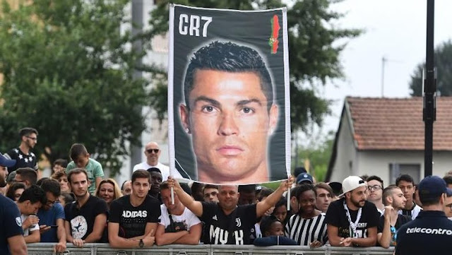 'Senang Rasanya Punya Ronaldo di Serie A'