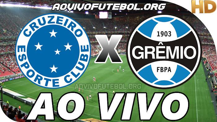 Assistir Cruzeiro x Grêmio Ao Vivo