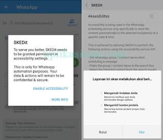 cara kirim pesan whatsapp otomatis dan terjadwal