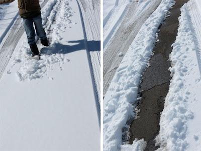 botas para la nieve