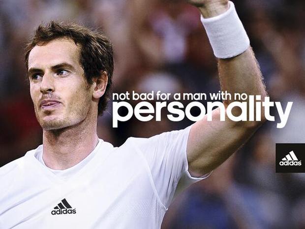 """""""Un hombre sin personalidad"""": la campaña que alejó a Murray de adidas"""