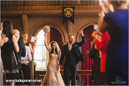Una boda tematica inspirada en Harry Potter