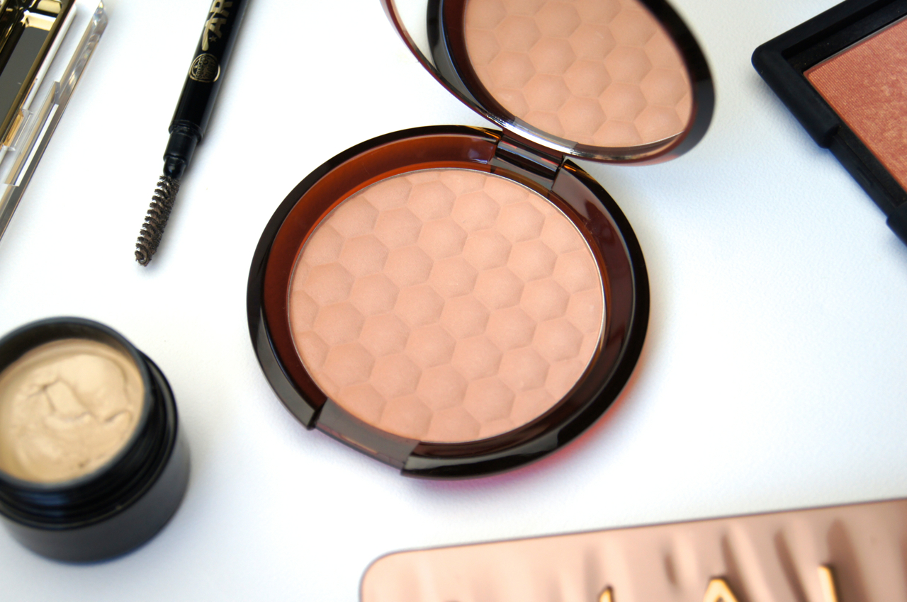 the body shop honey bronze bronzer 01 review
