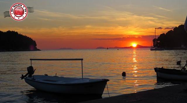 Cavtat, Croacia - Atardecer