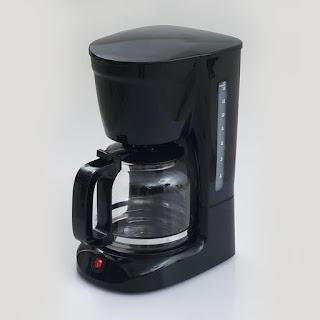 máquina de cafe expresso de bomba de aire