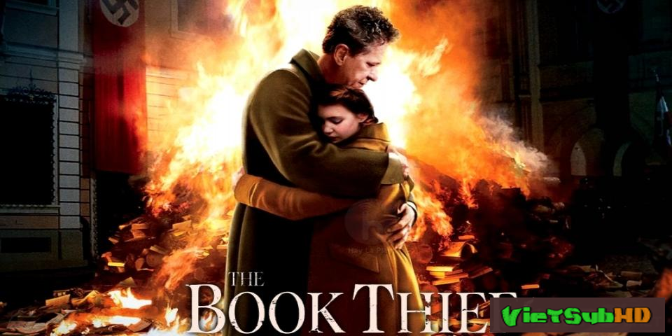 Phim Kẻ Trộm Sách VietSub HD | The Book Thief 2014