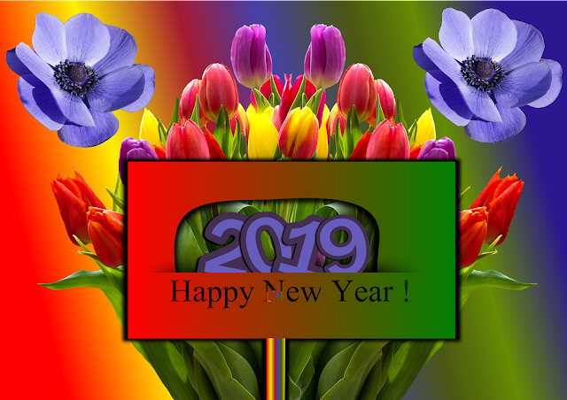 new year greetings 2019 for facebook and whatsapp