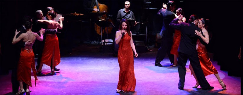 Espetáculo no Tango Piazzolla: show de tango em Buenos Aires. Foto: Divulgação