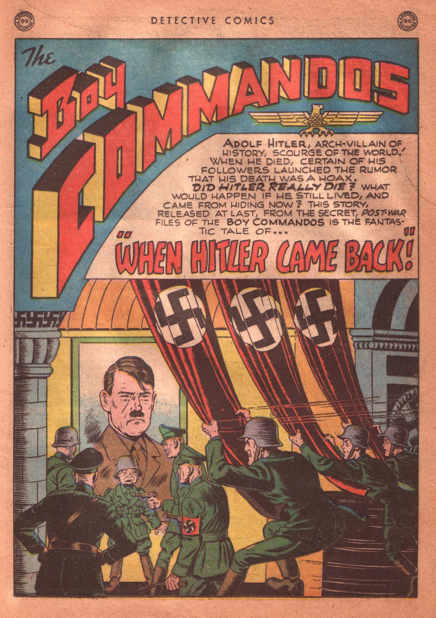 Read online Detective Comics (1937) comic -  Issue #125 - 37