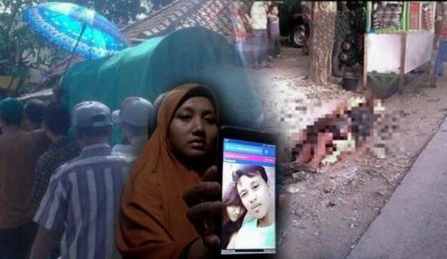 Tudingan Pencurian Ampli Dibantah Istri Almarhum, Wanita Yang Lagi Hamil 7 Bulan Ini Beber 3 Hal