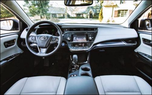 2018 Toyota Avalon mid-size sedan