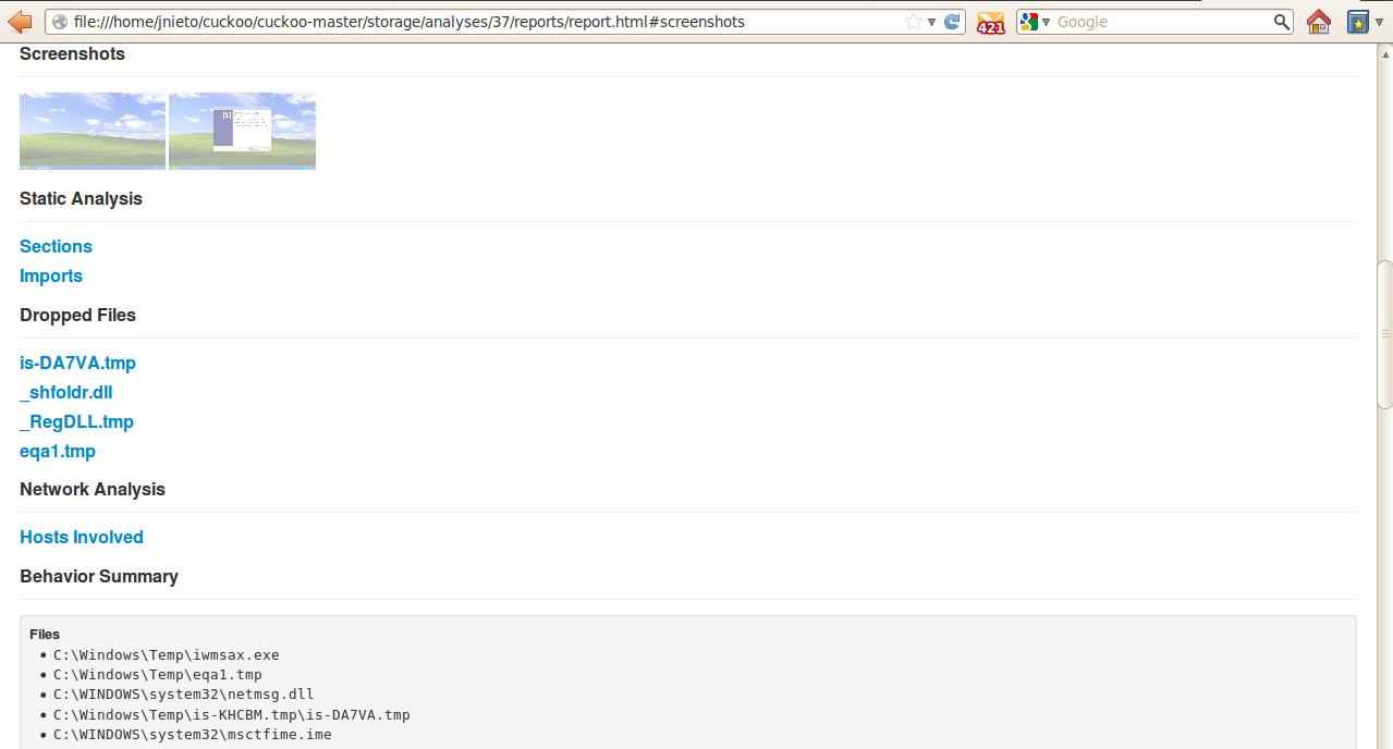 How to Install Cuckoo Sandbox on Ubuntu 10 04 TLS ~ Hacking