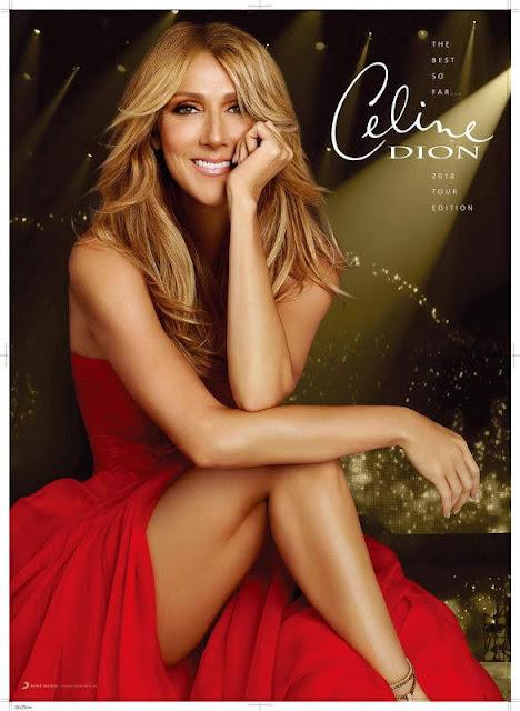 席琳狄翁(Celine Dion)演唱會
