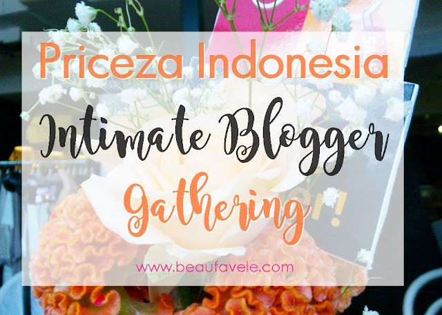 Priceza Indonesia Intimate Blogger Gathering