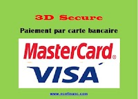 3D  Secure pour effectuer votre paiement par carte bancaire en toute sécurité
