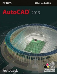 AutoCAD 2013 Cover
