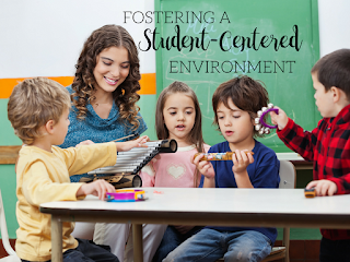 Fostering a student-centered environment: Great ideas for the music classroom!