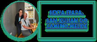 SEXTA ETAPA: SAN XULIAN DO CAMIÑO-MELIDE