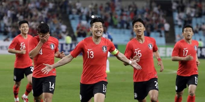 South Korea to host friendlies against Australia and Iran