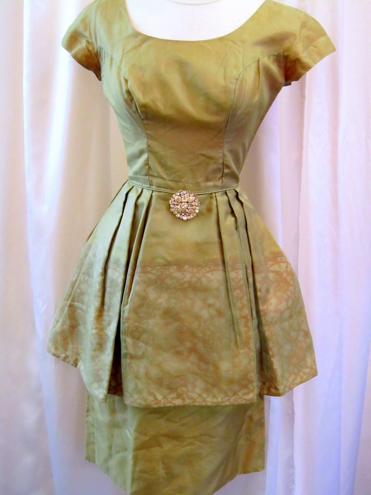 Dirty Fabulous: Glamorous vintage cocktail dresses...ooh la la!