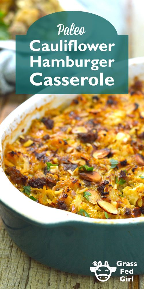 Keto and Low Carb Hamburger Casserole Recipe #Ketorecipe #Keto #Lowcrab #Hamburger #Casserole #Besketorecipe #Dinnerrecipe #DInner