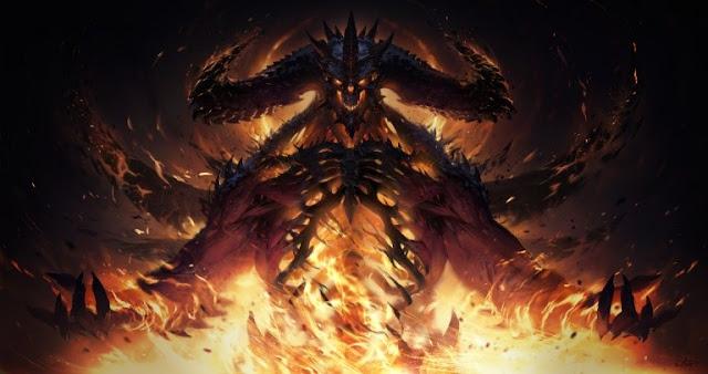 إشاعة : تسريب تفاصيل تؤكد أن العرض الرسمي للعبة Diablo 4 تم الكشف عليه ..