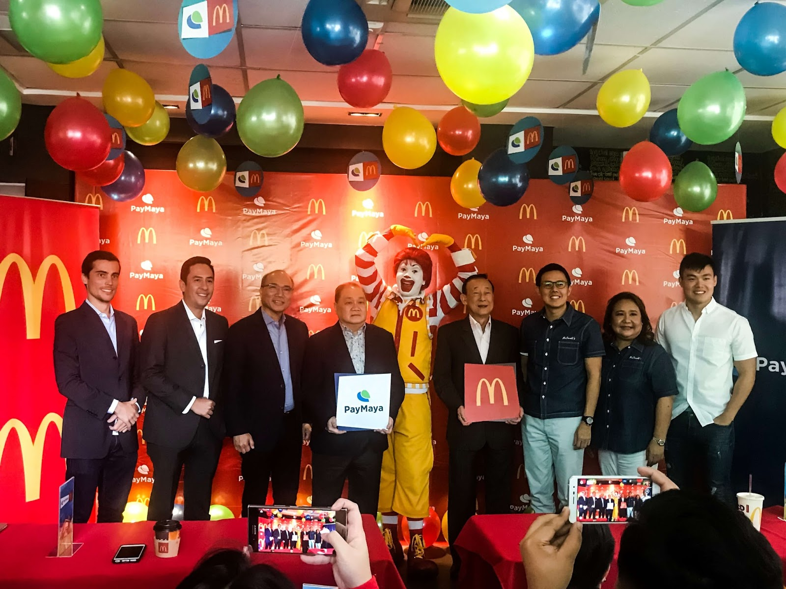 McDonald's Rolls Out Cashless Payments through PayMaya