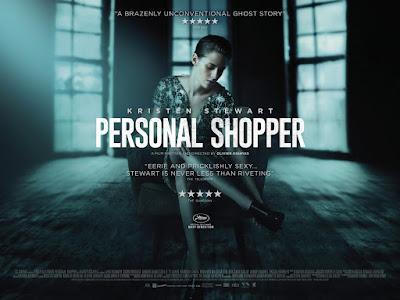 Personal Shopper Banner Poster Kristen Stewart