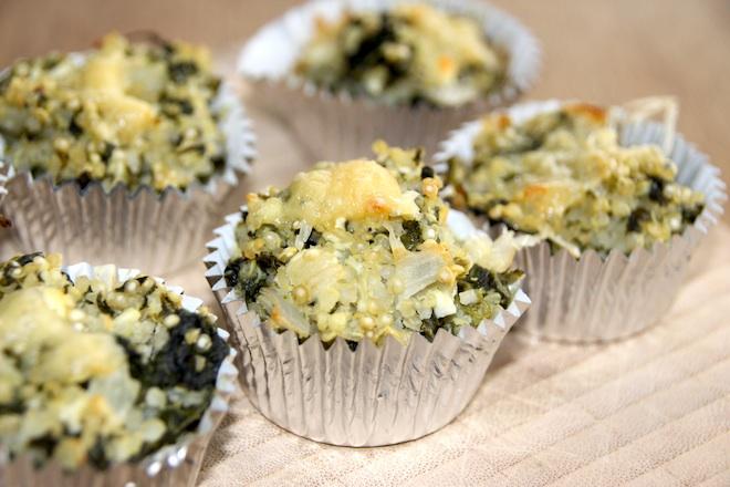 love of cake inspirieren probieren teilen healthy food spinat feta quinoa minimuffins. Black Bedroom Furniture Sets. Home Design Ideas