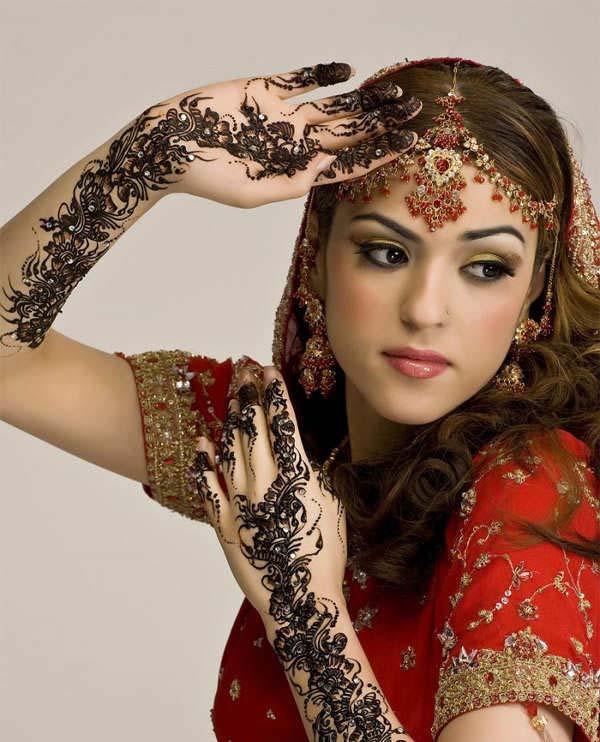 Hindu Wedding Hairstyles: Indian Wedding Hairstyles For Long Hair
