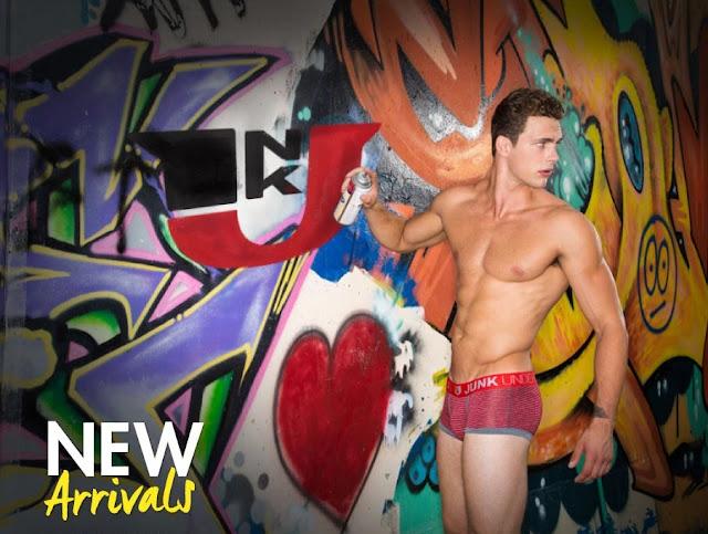 Junk Stellar Trunk Underwear Gayrado Online Shop