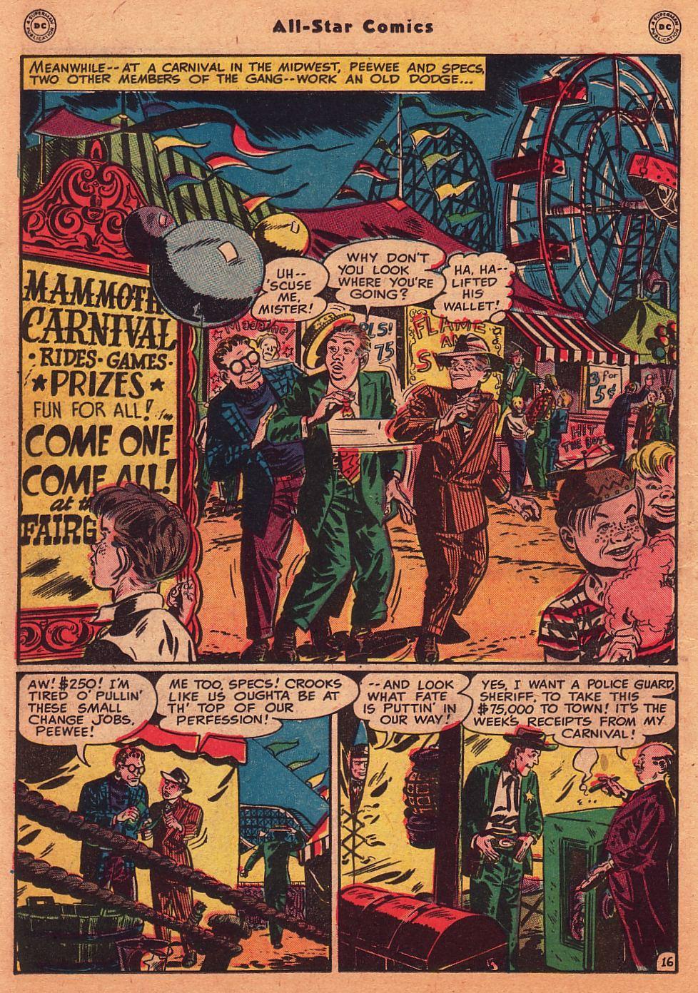 Read online All-Star Comics comic -  Issue #45 - 20