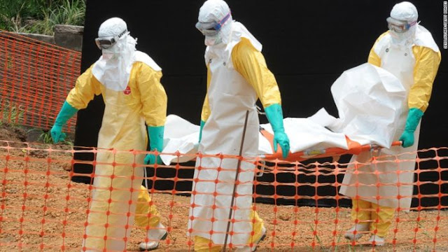 The Hong Kong scientists discovery may one day be applied to stop Ebola virus