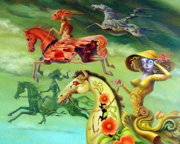 Тасманская Готика. Elizabeth Barsham