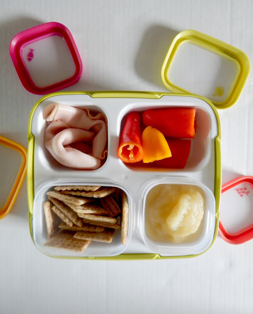 7 Healthy Weight Loss Lunches to Kick Start Summer...using my Rubbermaid Balance Meal Kit, planning lunches for the week was a breeze! (sweetandsavoryfood.com)