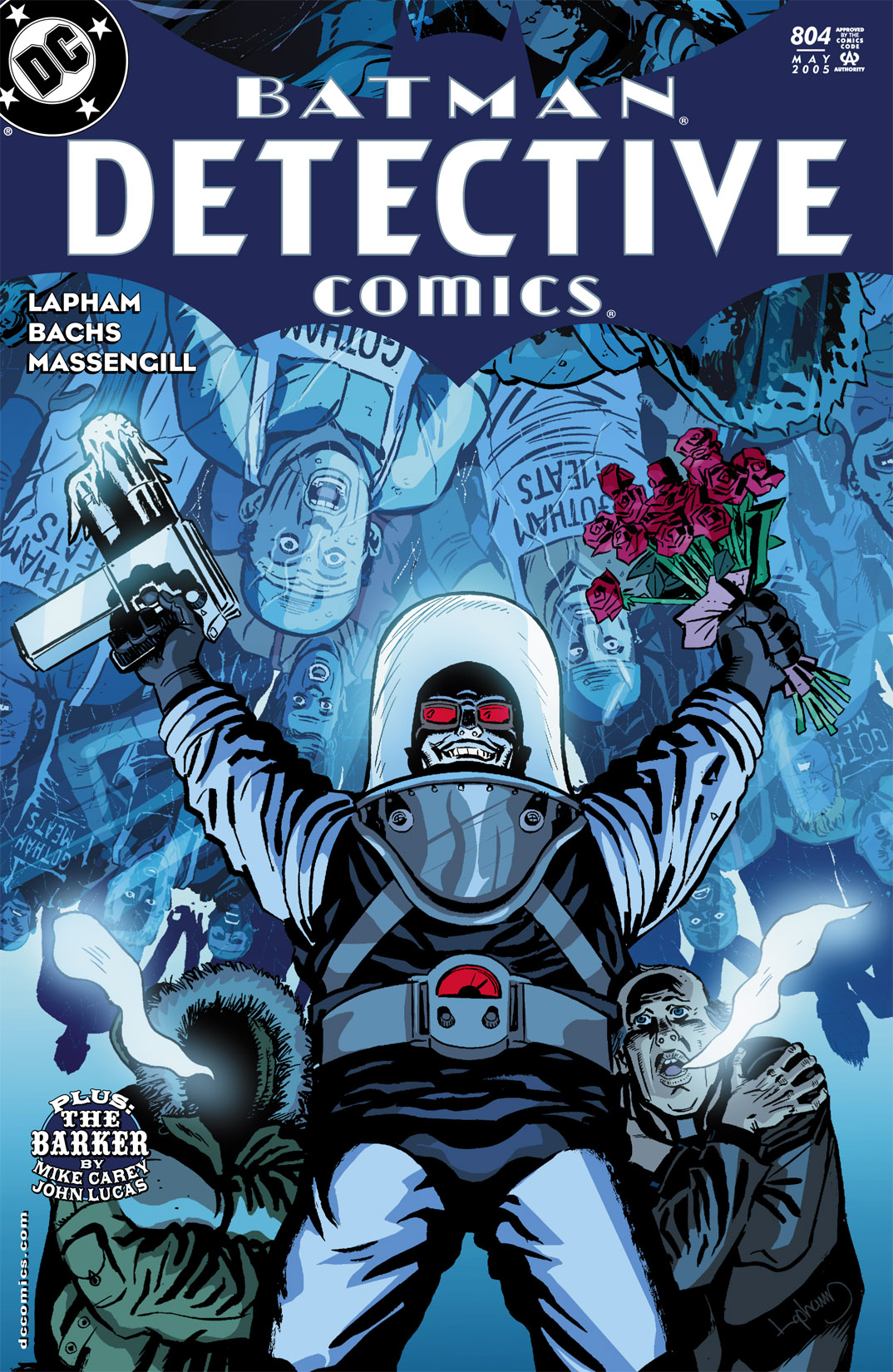 Detective Comics (1937) 804 Page 1