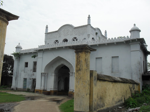Gateway to the Dinajpur Rajbari