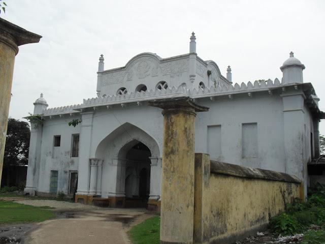 Gateway to the Dinajpur Rajbari